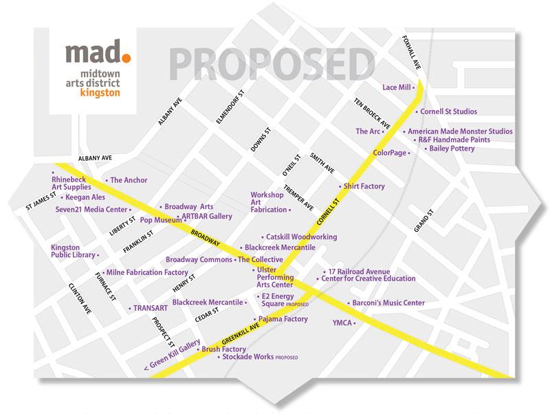 #MADkingston map